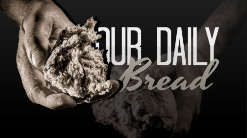 Our  Daily  Bread PowerPoint Template 1