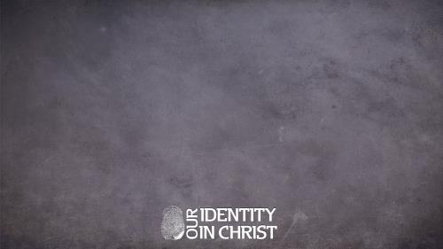 Our  Identity in  Christ PowerPoint Template 5