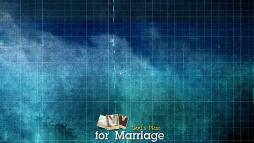 Plan for Marriage PowerPoint Template