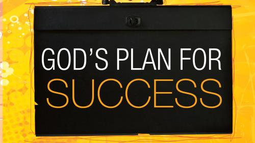 Plan for  Success Preaching Slide