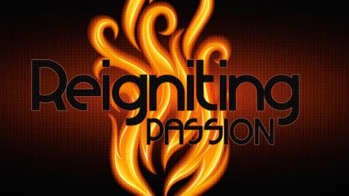 Reigniting Passion PowerPoint Template 1