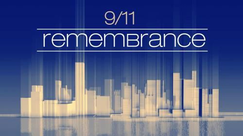 Remembrance PowerPoint Template 1