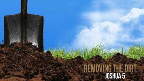 Removing the Dirt PowerPoint Template 6