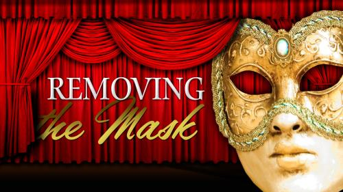 Removing the  Mask PowerPoint Template 1