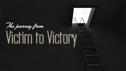 Victim to Victor PowerPoint Template 1