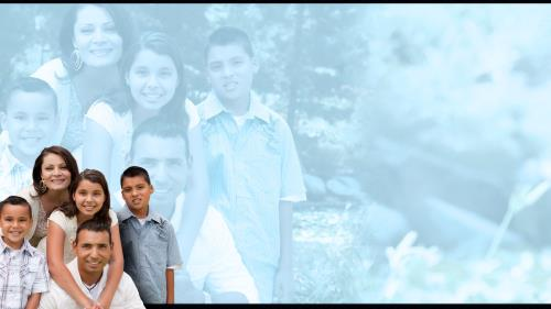 The Family PowerPoint Template 3