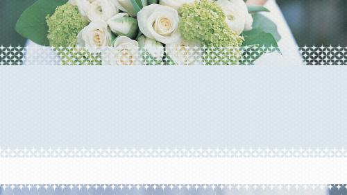 Welcome Wedding PowerPoint Template 2