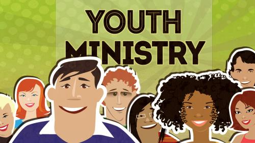 Youth Ministry 4 PowerPoint Template 1