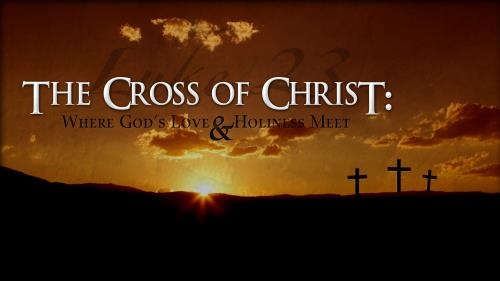 The Cross of Christ PowerPoint Template 1
