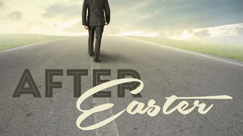 After Easter PowerPoint Template 1