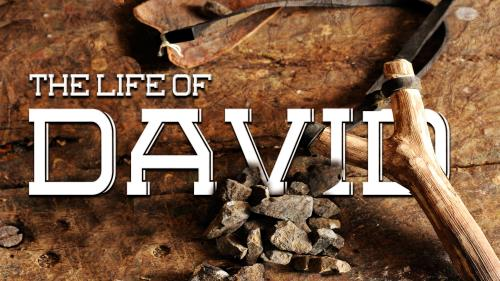 Life of David PowerPoint Template 1