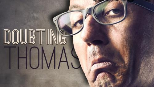 Doubting Thomas PowerPoint Template 1