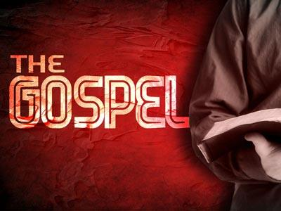 Gospel Bible PowerPoint Template 1