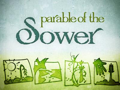 Parable of the Sower PowerPoint Template 1