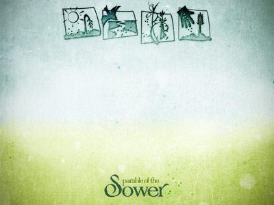 Parable of the Sower PowerPoint Template 3