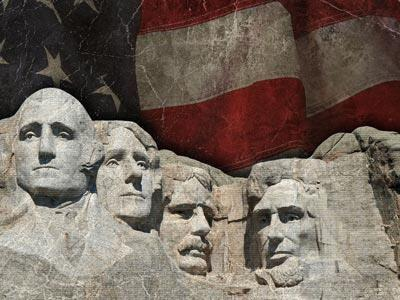 Presidents Day PowerPoint Template 2