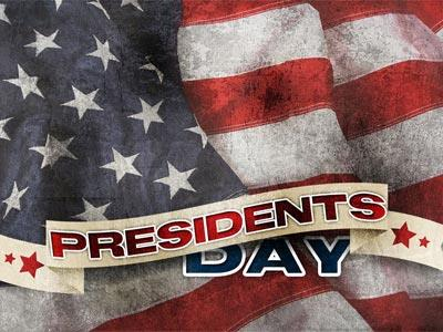 Presidents Day 2 PowerPoint Template 1