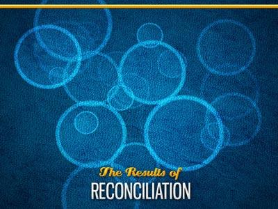 Results of Reconciliation PowerPoint Template 5