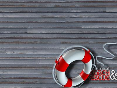 Search and Rescue PowerPoint Template 5