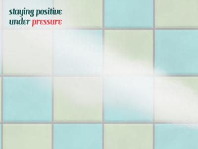 Staying Positive Under Pressure PowerPoint Template 5