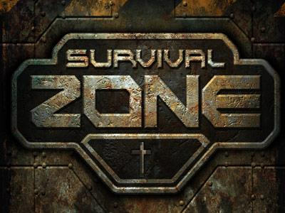 Survival Zone PowerPoint Template 1