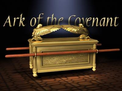 The Ark of the Covenant PowerPoint Template 1
