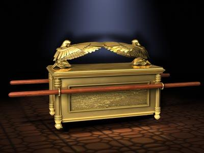 The Ark of the Covenant PowerPoint Template 2