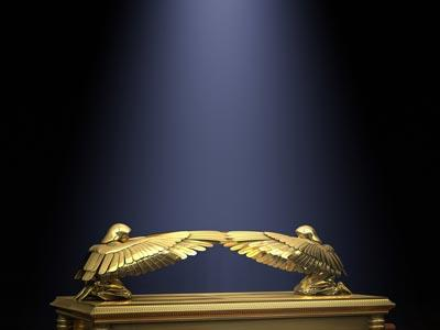 The Ark of the Covenant PowerPoint Template 3