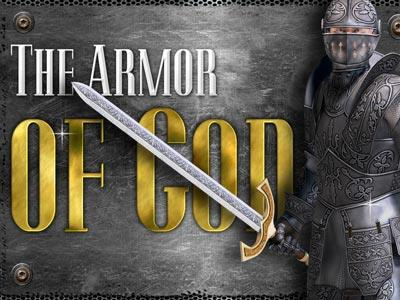 The Armor of God PowerPoint Template 1