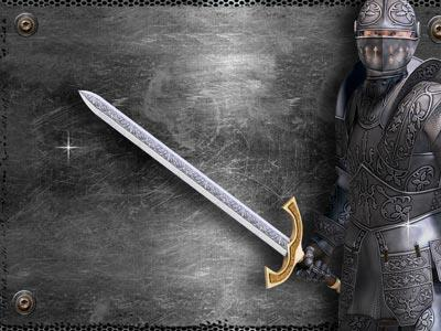 The Armor of God PowerPoint Template 2