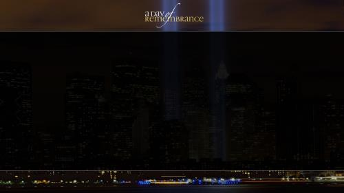 A  Day of  Remembrance PowerPoint Template 5