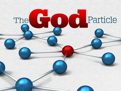 The God Particle PowerPoint Template 1