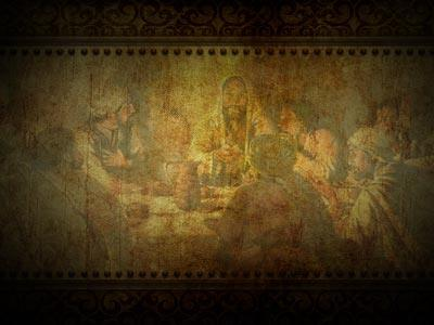 The Last Supper PowerPoint Template