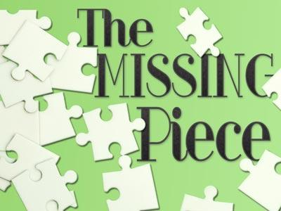 The Missing Piece Preaching Slide