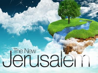 The New Jerusalem PowerPoint Template 1