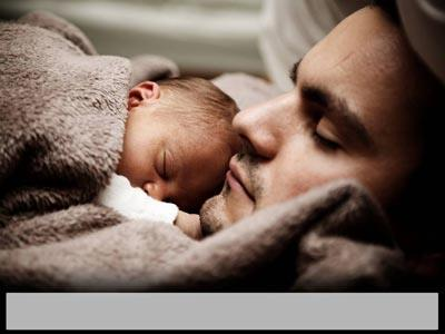 A  Father's  Love PowerPoint Template 3