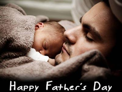 A  Father's  Love PowerPoint Template 4