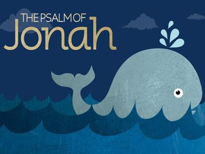 The Psalm of Jonah PowerPoint Template 1