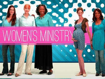 Womens Ministry PowerPoint Template 1