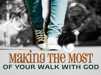 Your Walk with God Preaching Slide