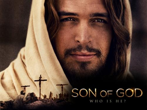 Son of God PowerPoint Template 1