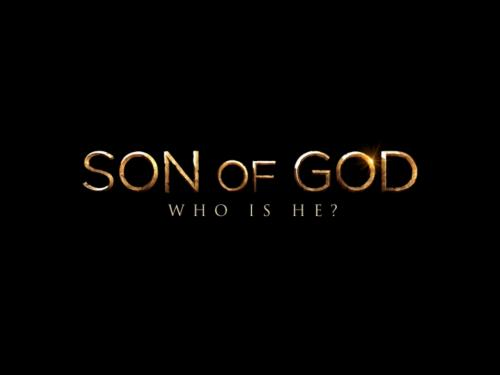Son of God PowerPoint Template 3