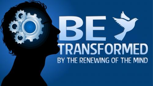 Be  Transformed PowerPoint Template