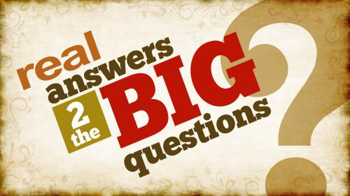 Big Questions PowerPoint Template 1