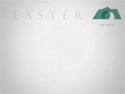 Easter Icons PowerPoint Template 4