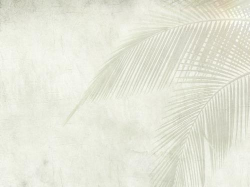 Palm Fronds PowerPoint Template 3