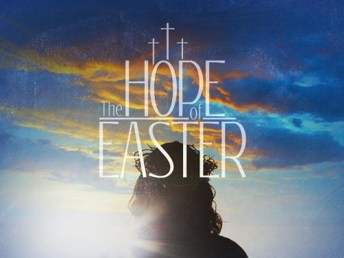 Church PowerPoint Template: Hope of Easter - SermonCentral.com