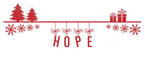 Advent - Hope PowerPoint Template 1