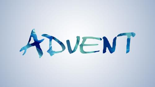 Advent Modern - Hope PowerPoint Template 2