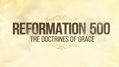 Reformation 500 | Doctrines of Grace PowerPoint Template 1